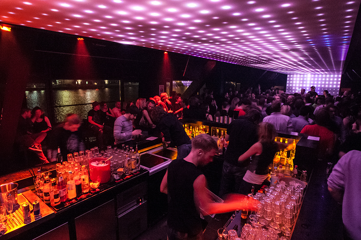 Club Culture, Festivals & DJsPhotographer Florian Wizorek