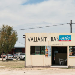 Bar in the North of Namibia