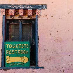 Penis sign in Bhutan