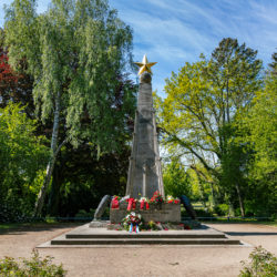 Soviet memorial Bernau