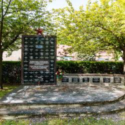Soviet memorial Seefeld