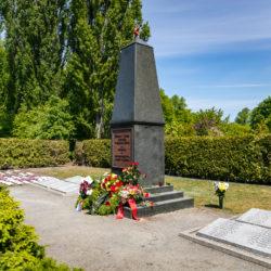 Soviet memorial Ahrensfelde
