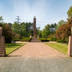 Soviet memorial Berlin-Marzahn