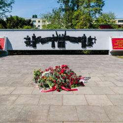Soviet memorial Berlin Alt-Hohenschönhausen