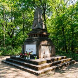 Soviet memorial Berlin-Lichtenberg