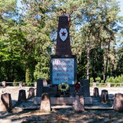 Soviet memorial Blankenfelde-Mahlow