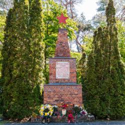 Soviet memorial Glasow
