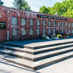 Soviet memorial Zeuthen