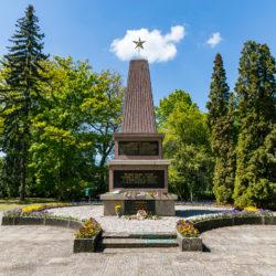 Soviet memorial Erkner