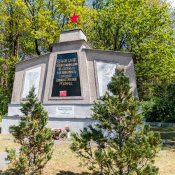 Soviet memorial Grünheide