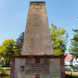 Soviet memorial Woltersdorf