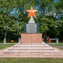 Soviet memorial Hennigsdorf