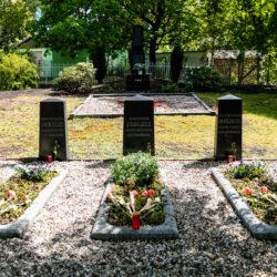 Soviet memorial Stolpe Süd