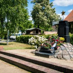 Soviet memorial Birkenwerder