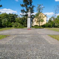 Soviet memorial Oranienburg