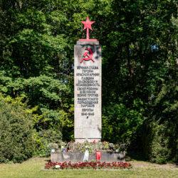 Soviet memorial Kleinmachnow