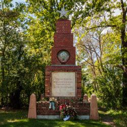 Soviet memorial Ruhlsdorf