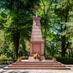 Soviet memorial Teltow