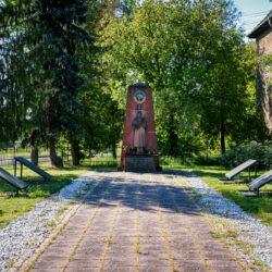 Soviet memorial Küstrin-Kietz