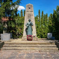 Sowjetisches Ehrenmal Manschnow