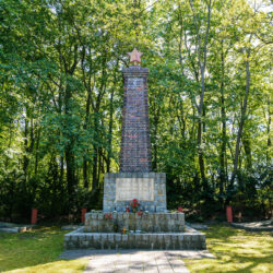 Soviet memorial Frankfurt-Booßen
