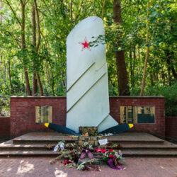 Soviet memorial Buckow