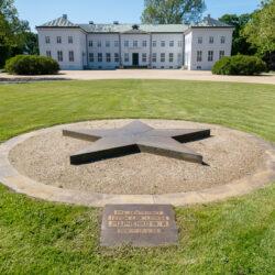 Soviet memorial Neuhardenberg