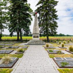 Soviet memorial Brielow