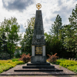 Soviet memorial Rathenow