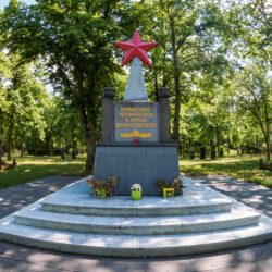 Soviet memorial Dallgow-Döberitz