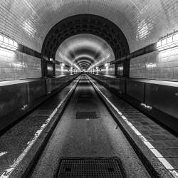 Elbe River Tunnel, Hamburg