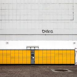 DHL parcel station