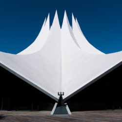 Berlin Tempodrom Roof