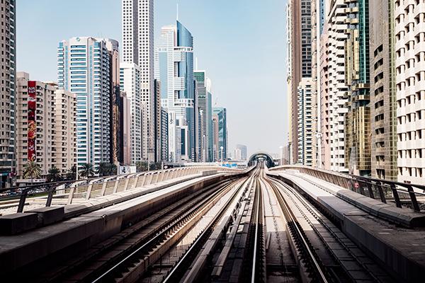 Dubai Metro Rail
