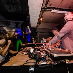 Modeselektor DJ Set