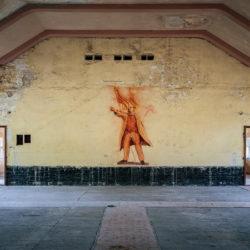 Lenin mural