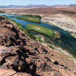 orange river,richtersveld,desert