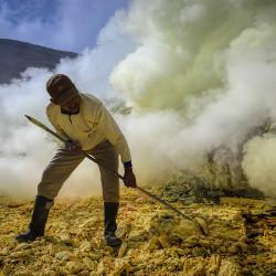 Sulphur Miner