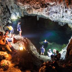 Anahulu Cave