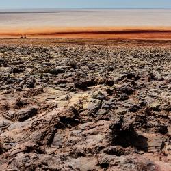 Desert Volcano Dallol