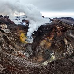 Goreli Crater